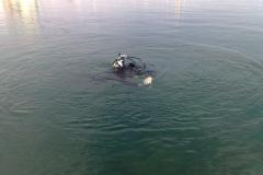 Campionamento subacqueo
