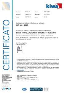 ISO scadenza 03-04-2021